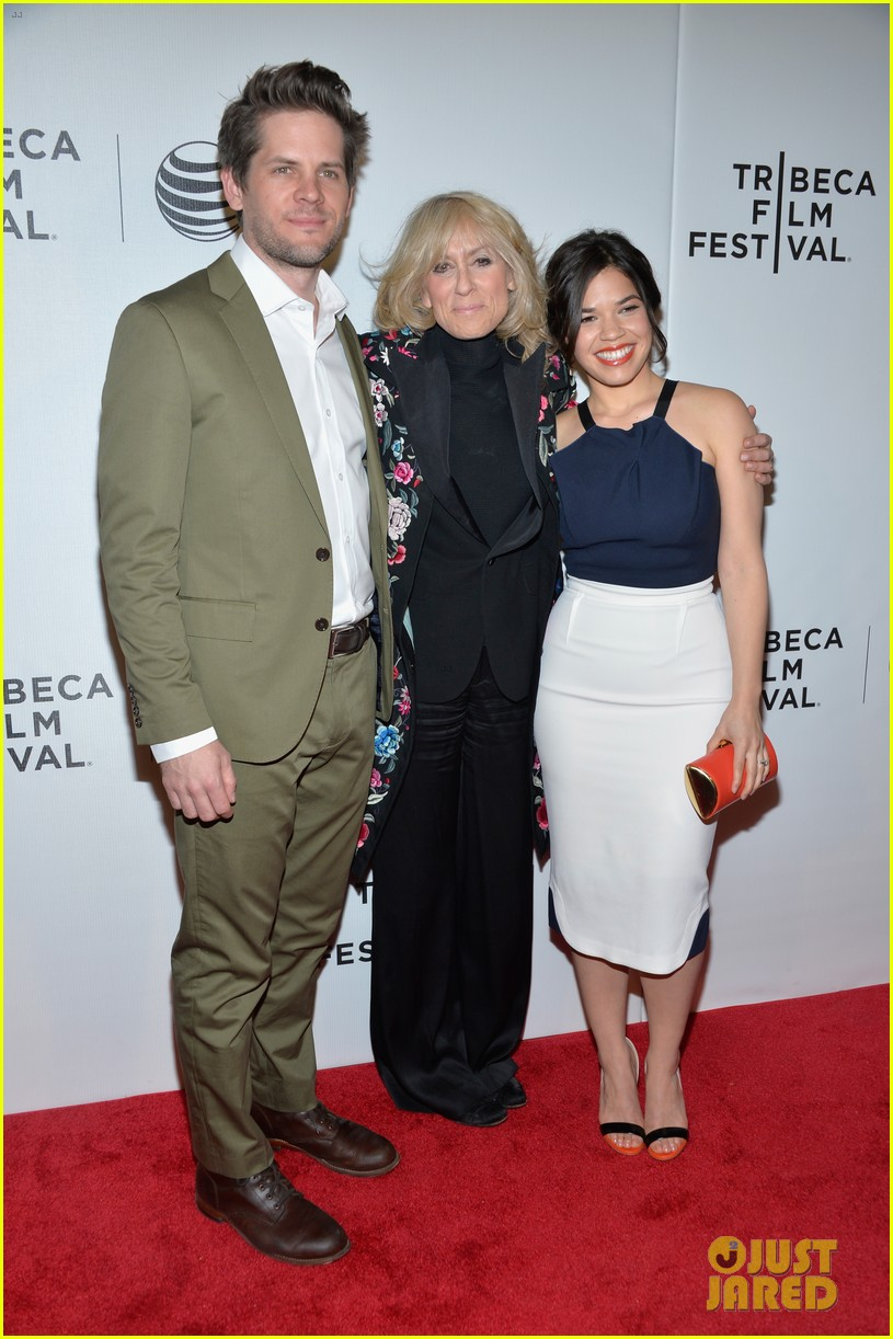 america ferrera husband bring new movie to tribeca 093095472
