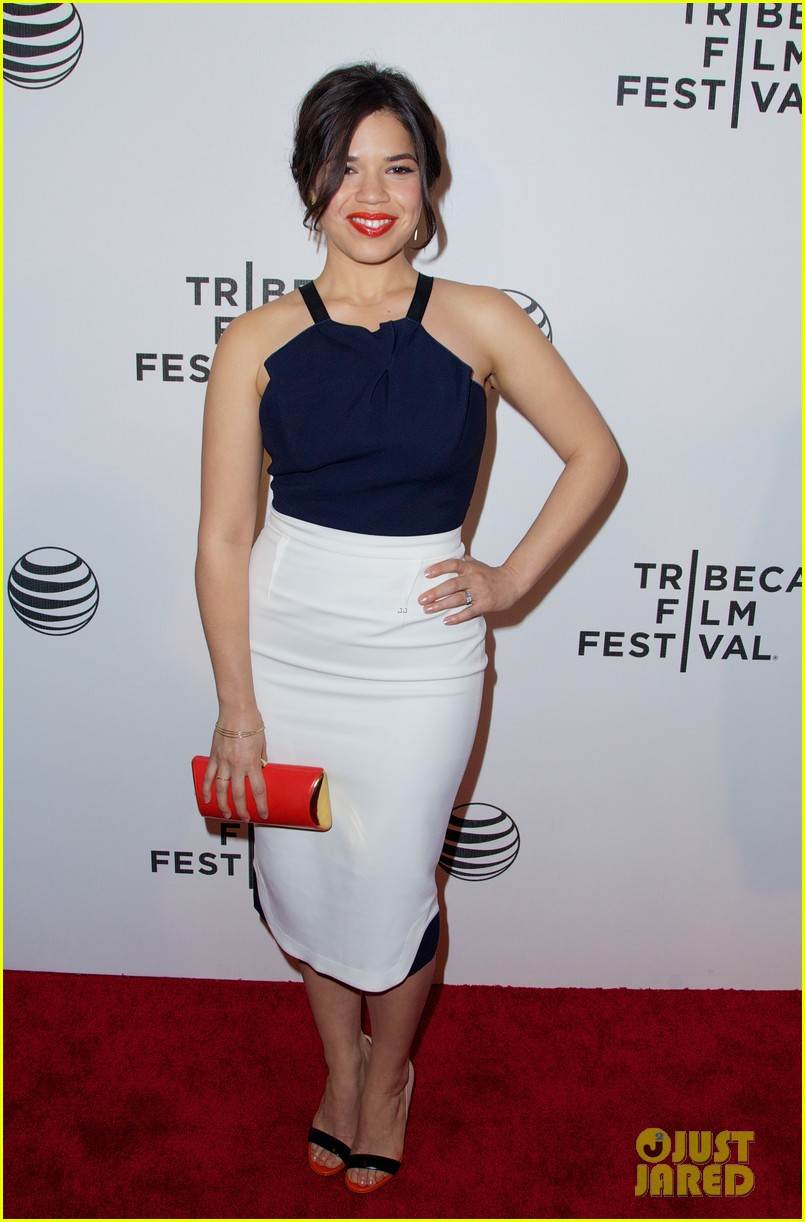 america ferrera husband bring new movie to tribeca 113095474