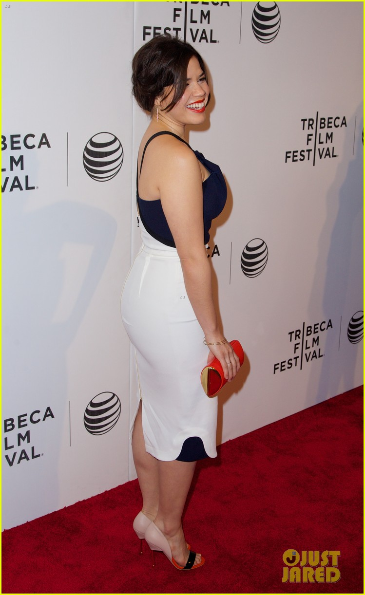 america ferrera husband bring new movie to tribeca 163095479