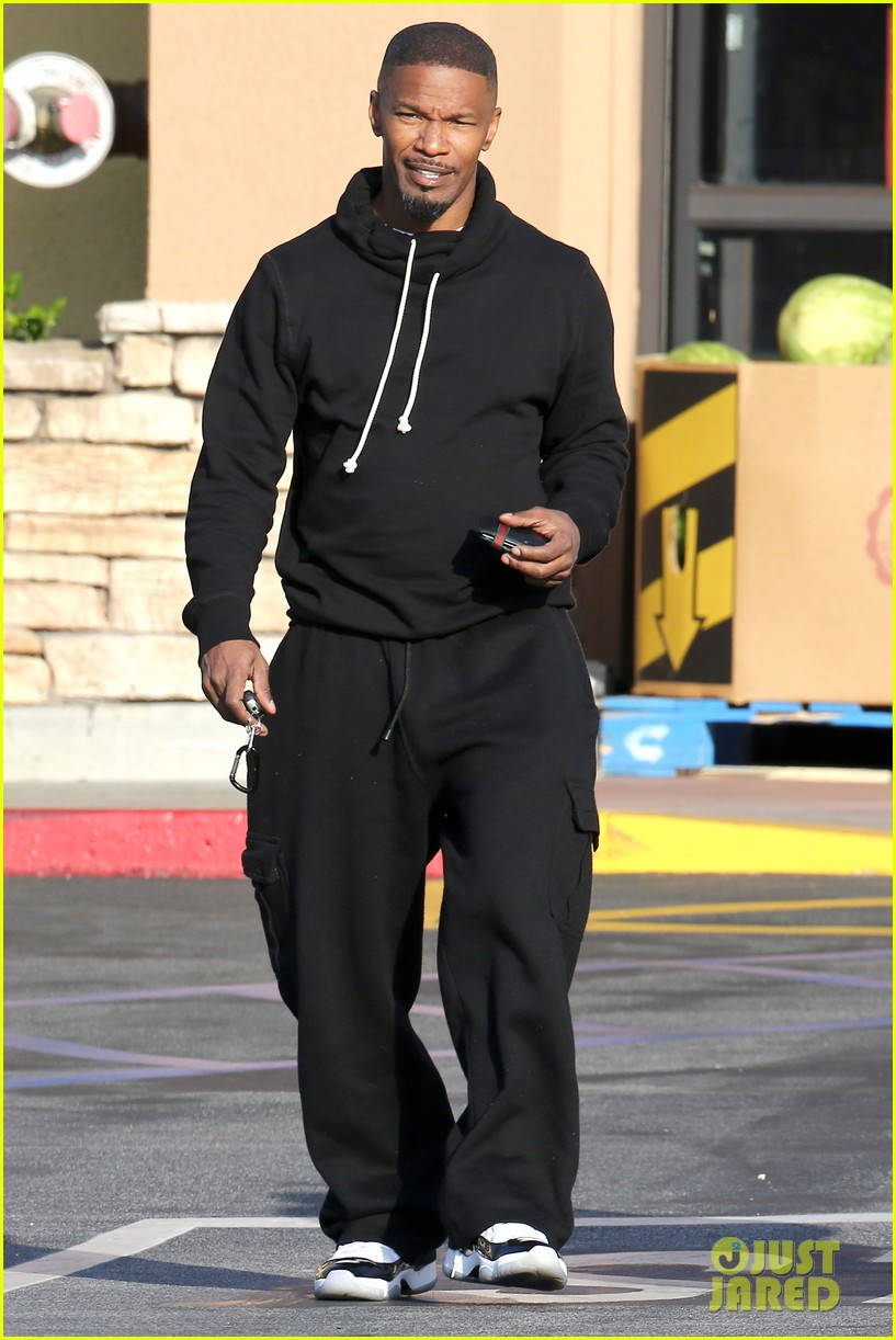 find out who makes jamie foxx starstruck 093095960