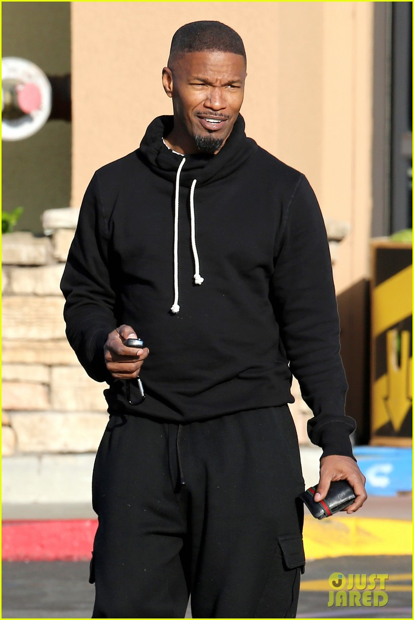 find out who makes jamie foxx starstruck 113095962