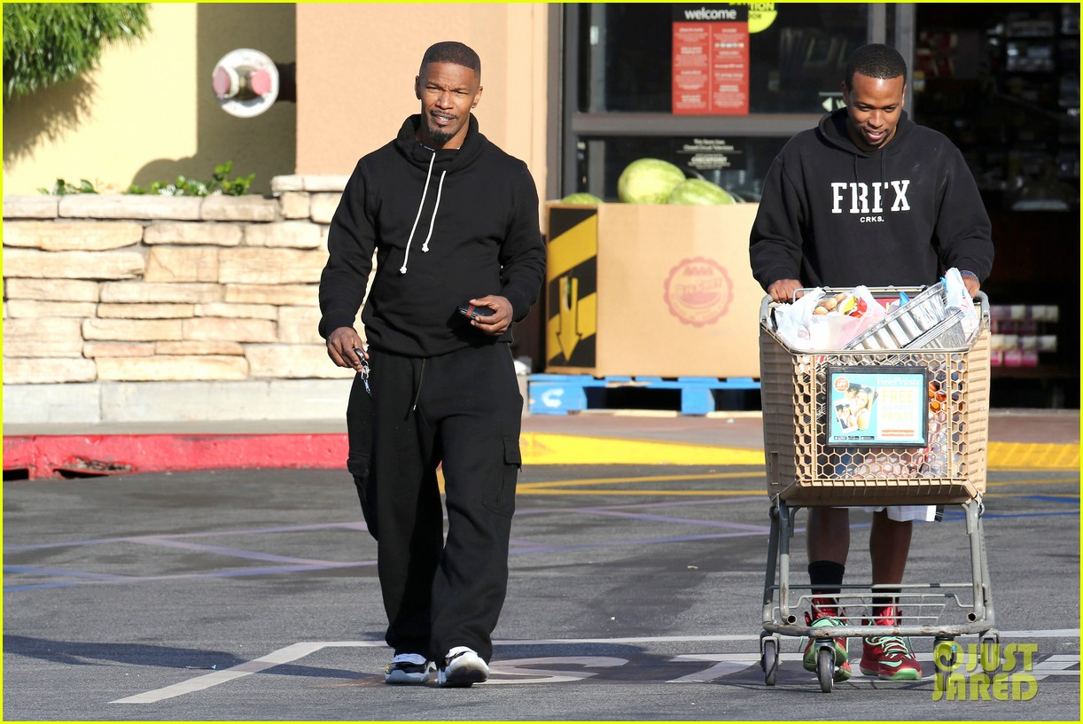 find out who makes jamie foxx starstruck 13