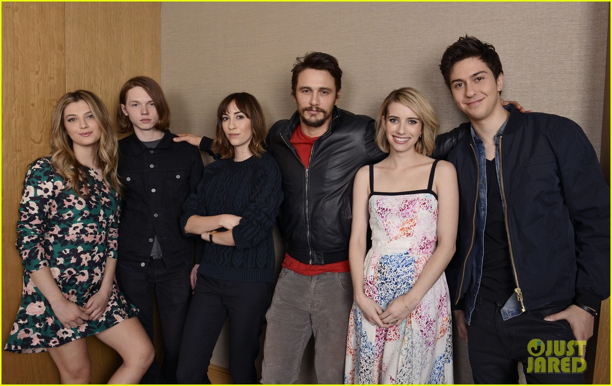 james franco emma roberts take palo alto to tribeca fest 073098525
