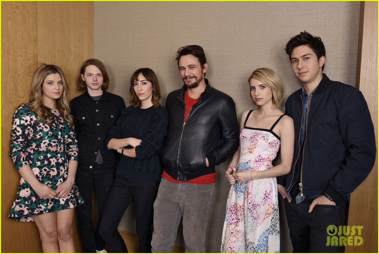 james franco emma roberts take palo alto to tribeca fest 083098526