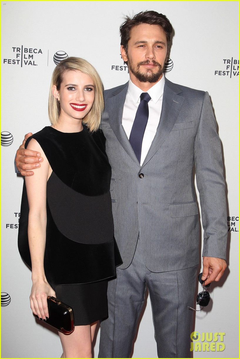 james franco emma roberts take palo alto to tribeca fest 233098541