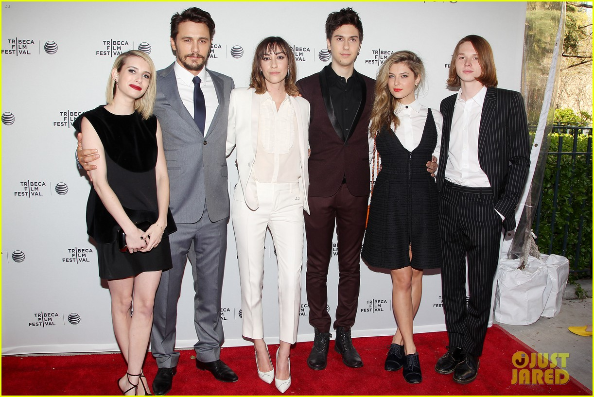 james franco emma roberts take palo alto to tribeca fest 293098547