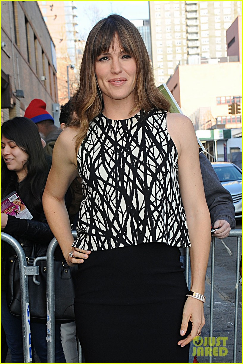 jennifer garner tom welling draft day new york city 063088647