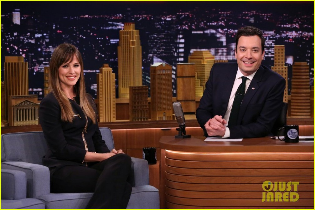 jennifer garner tonight show appearance 053088404