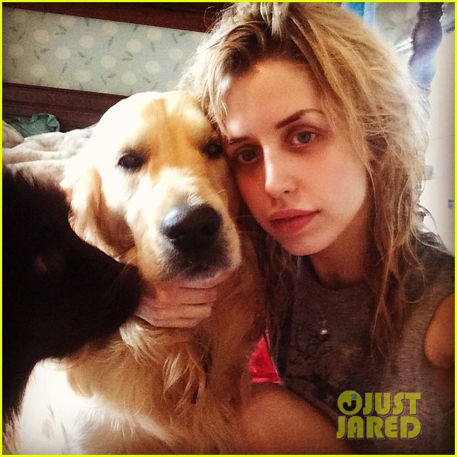 peaches geldof adorable moments with kids 073086370