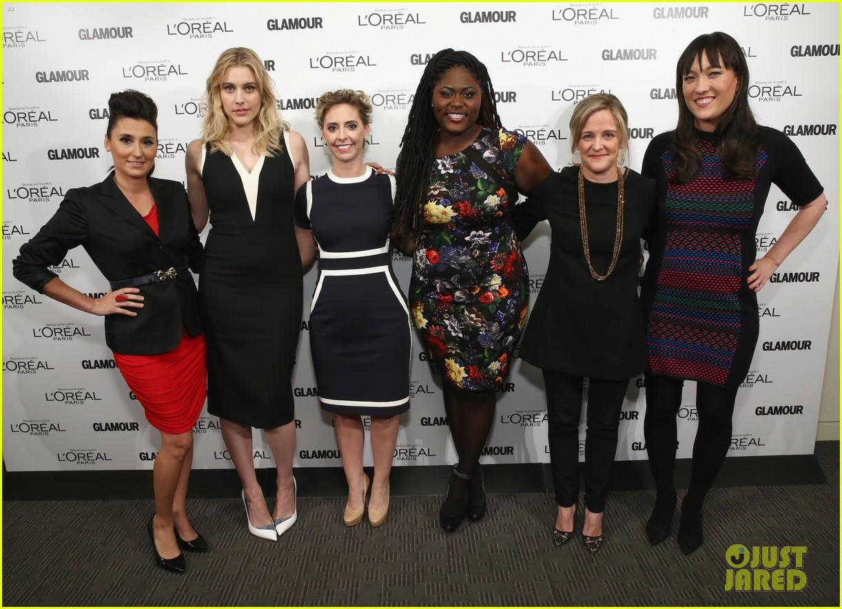 greta gerwig help glamour reveal their top 10 college women 043094475