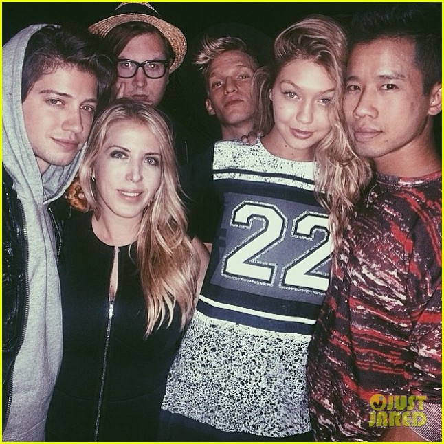 gigi hadid 19th birthday party pictures 063100885