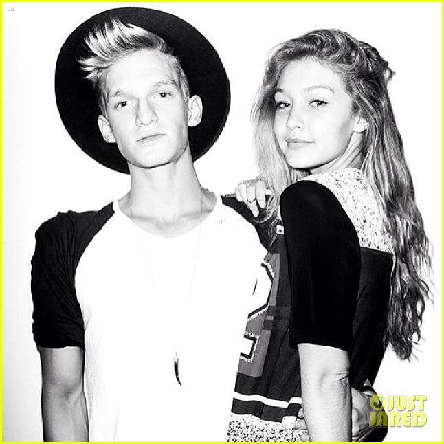 gigi hadid 19th birthday party pictures 12