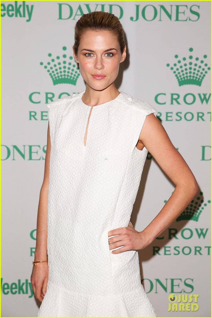 jessica gomes rachael taylor david jones crown resorts autumn racing ladies lunch 10