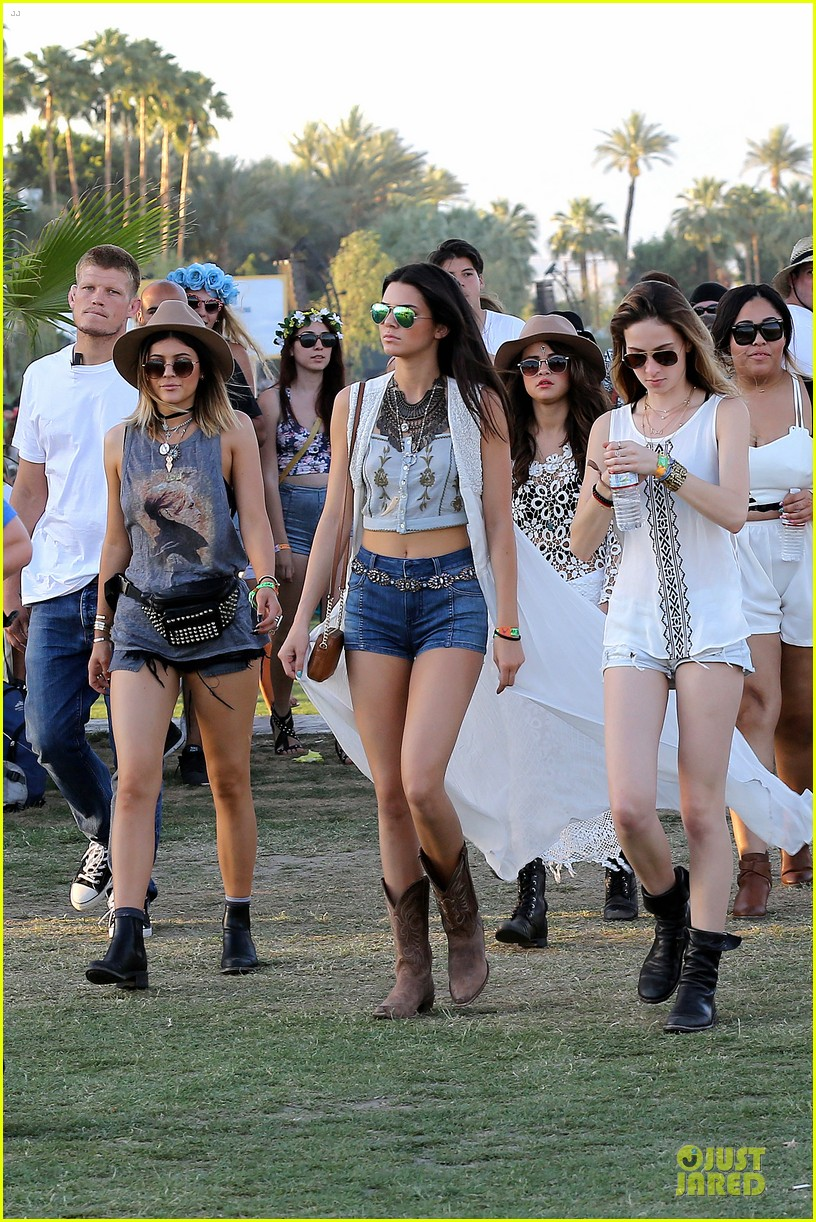 selena gomez bra sheer dress at coachella 053089452