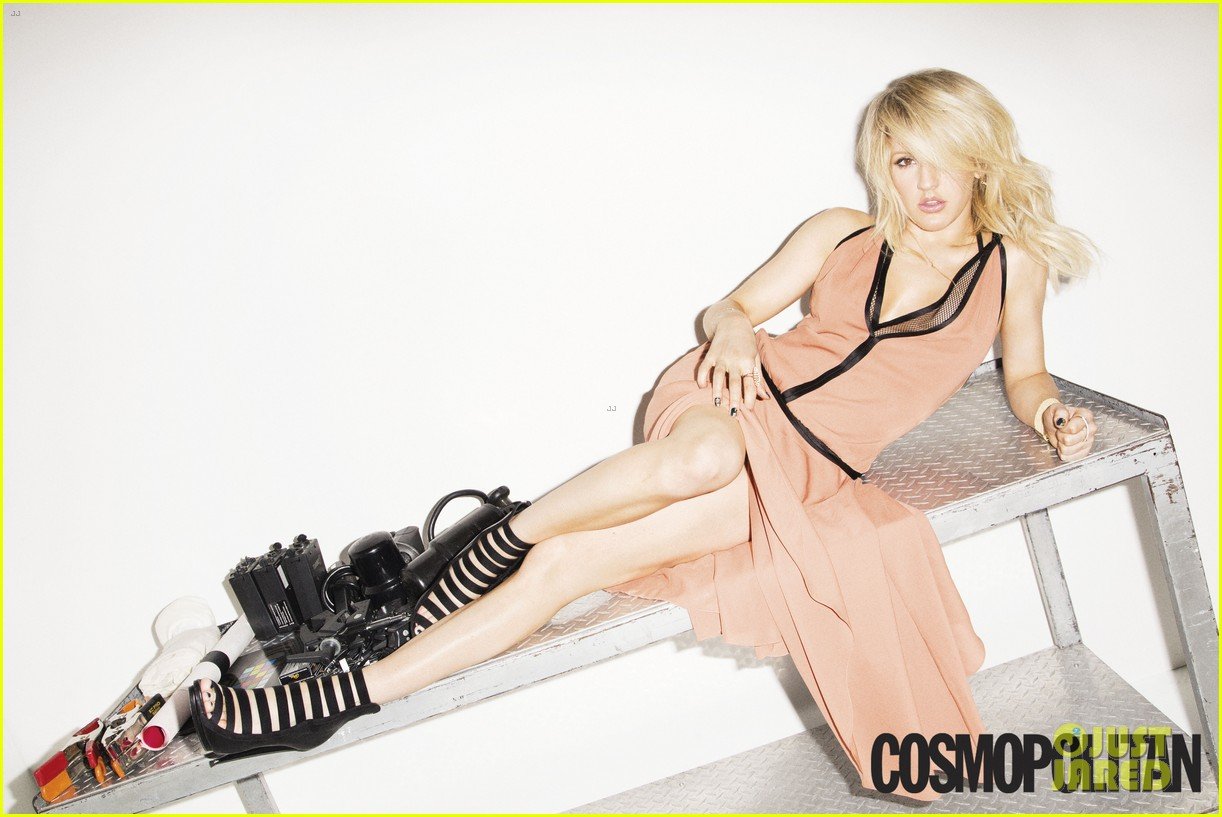 ellie goulding sheer top cosmopolitan may 2014 02