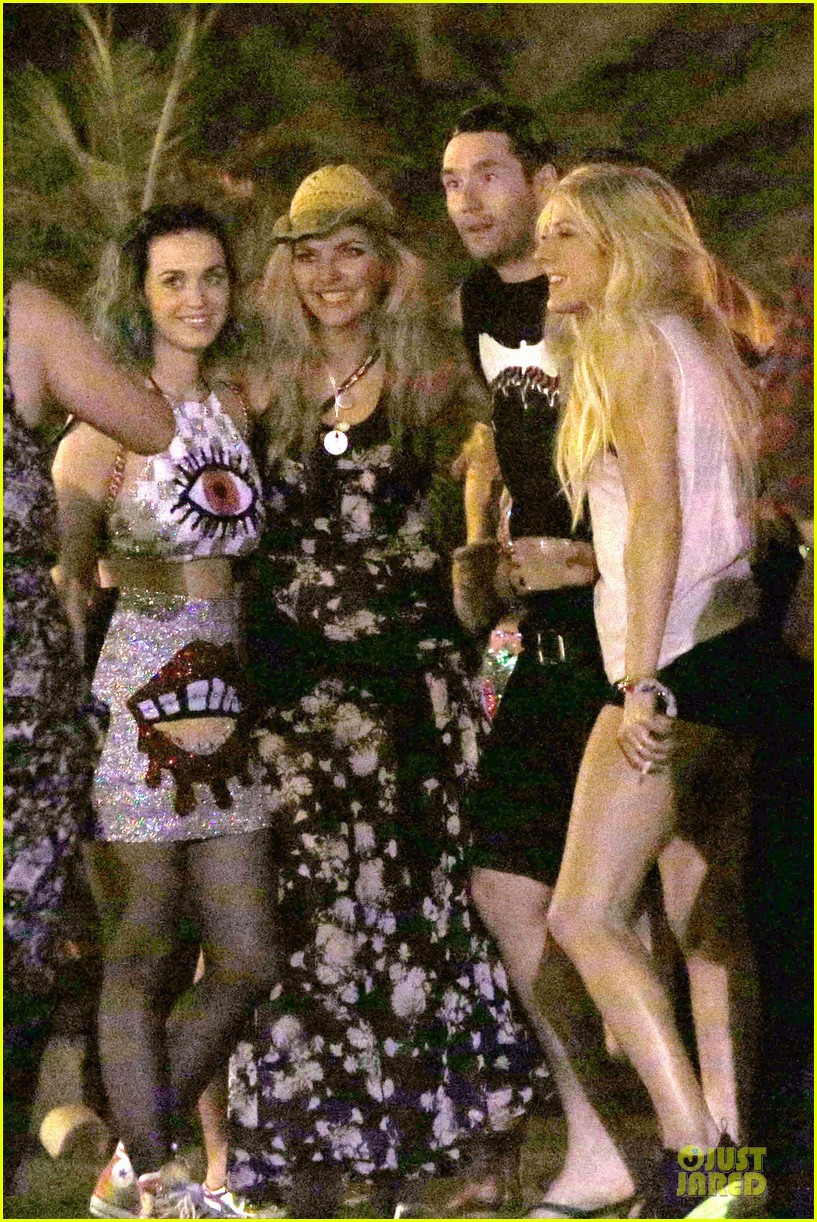 ellie goulding rita ora hang out at coachella 163089618