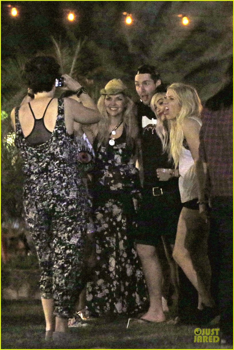 ellie goulding rita ora hang out at coachella 203089622