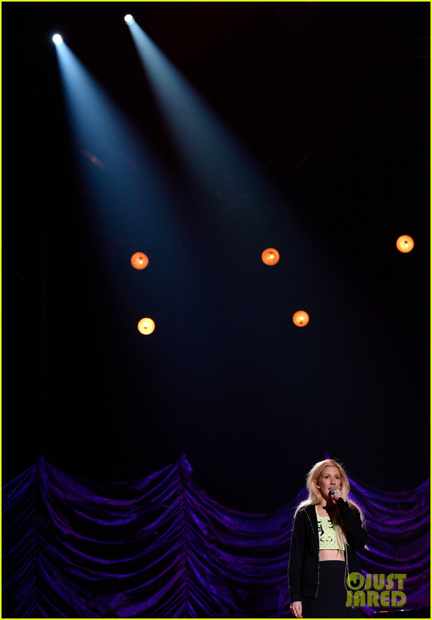 mtv movie awards 2014 conan obrien ellie goulding rehearse 123090343