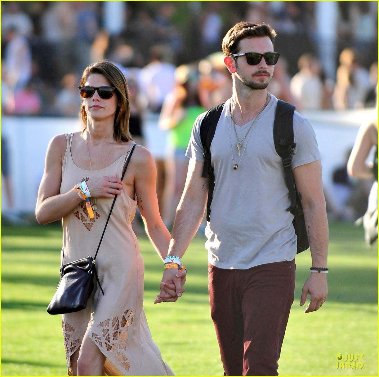 ashley greene paul khoury first coachella together 043089538