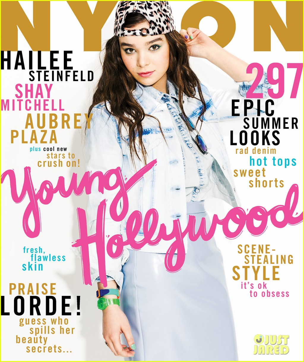 hailee steinfeld on taylor swift shes an amazing friend 013101634