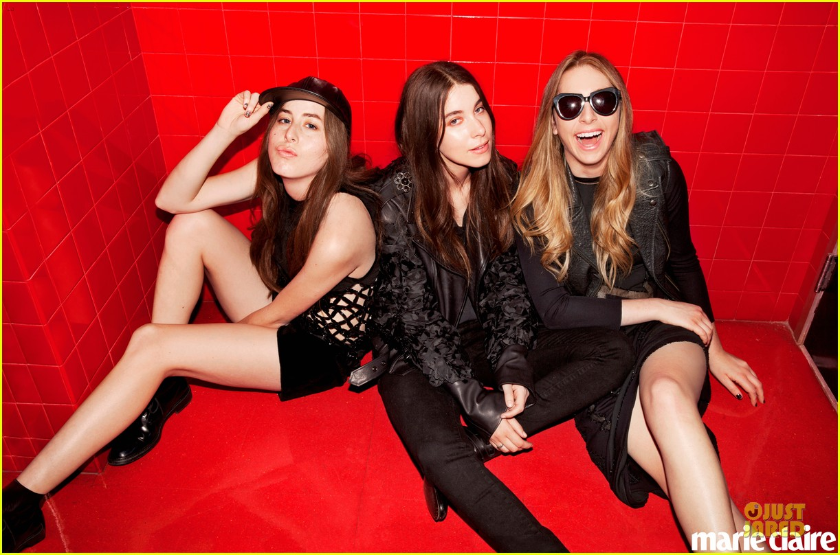haim fashion in marie claire 013083232