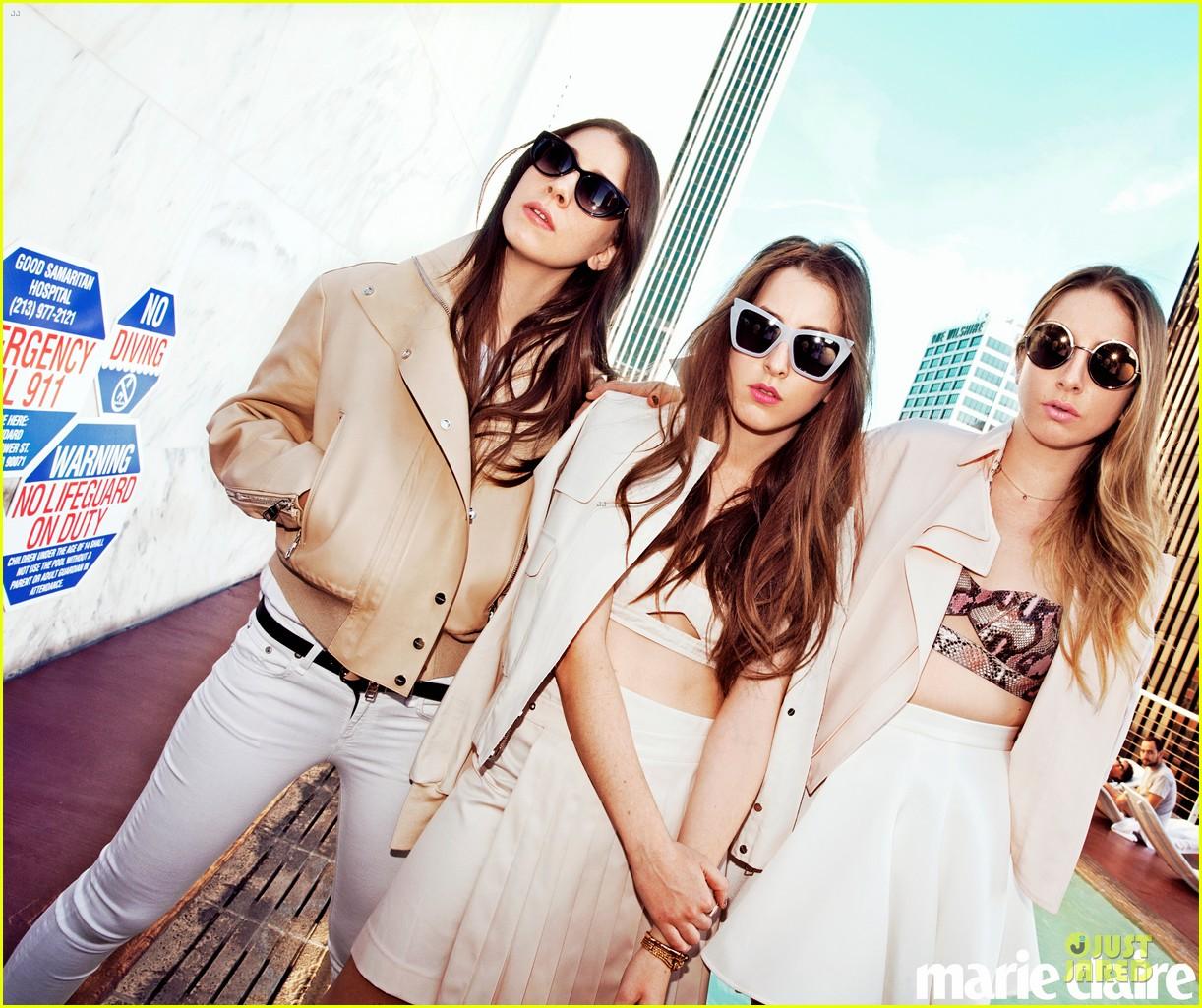 haim fashion in marie claire 023083233