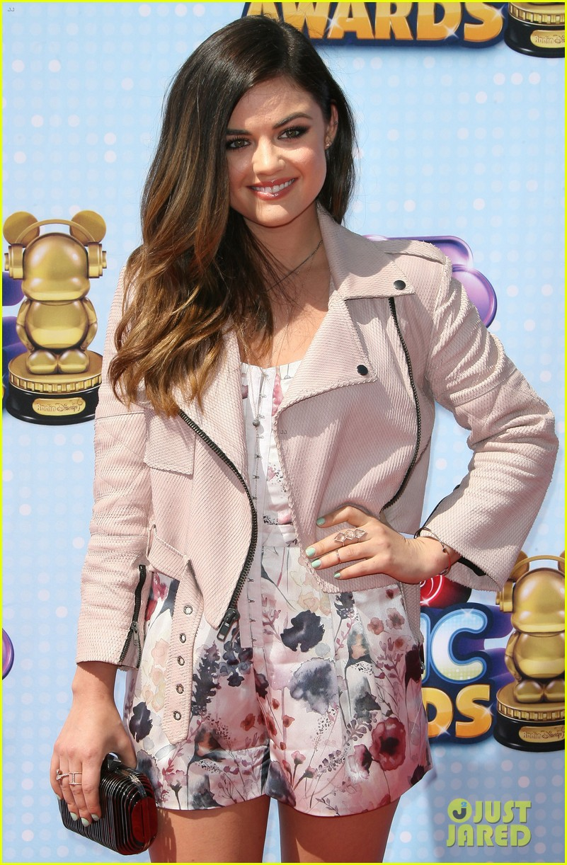 lucy hale radio disney music awards 2014 133099915