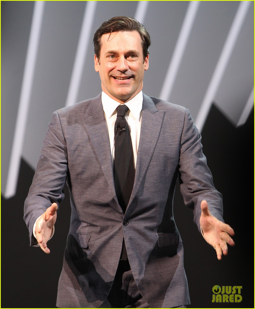 jon hamm debuts the mercedes benz s63 amg coupe 123093786
