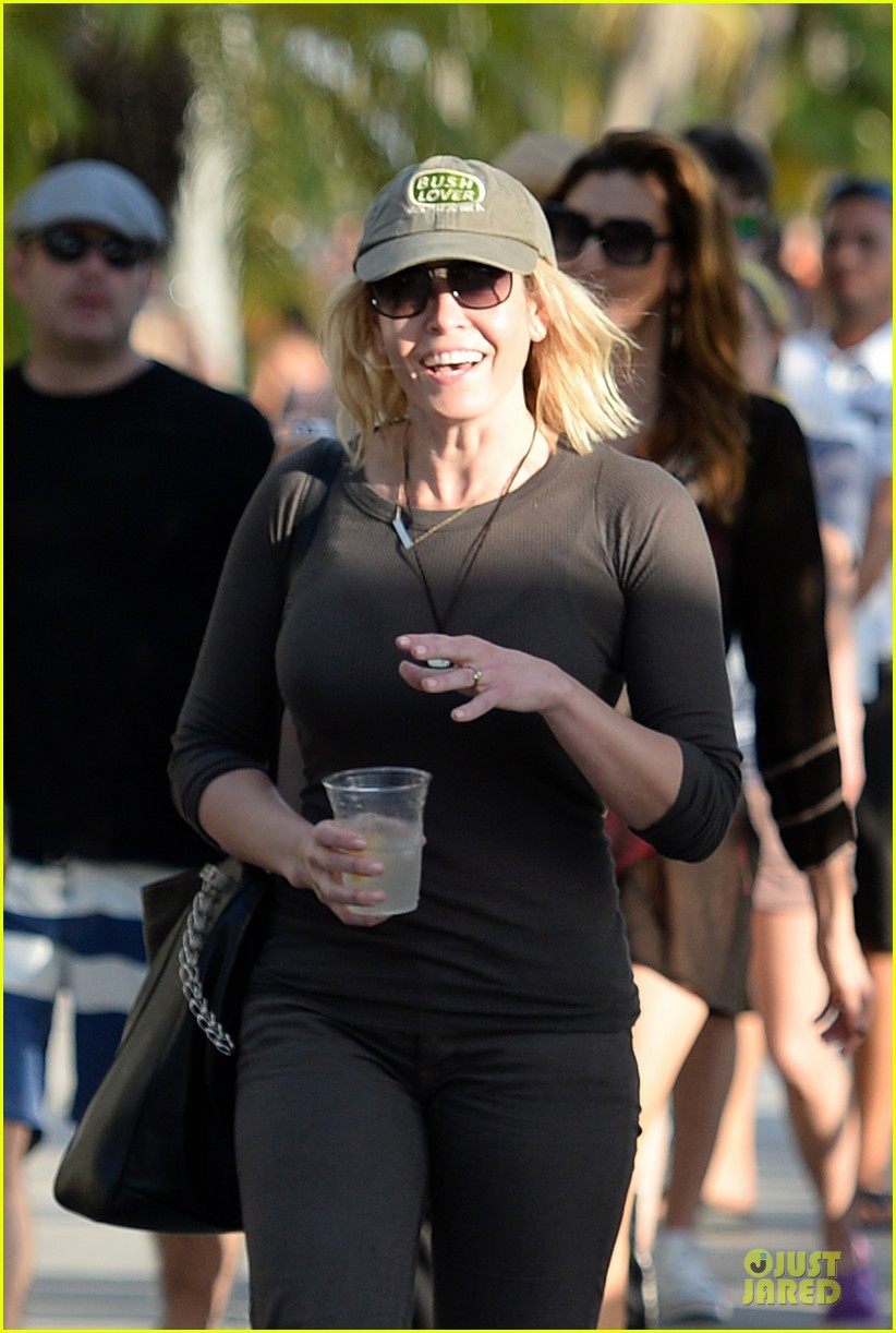 chelsea handler black bra in sheer top 063085134