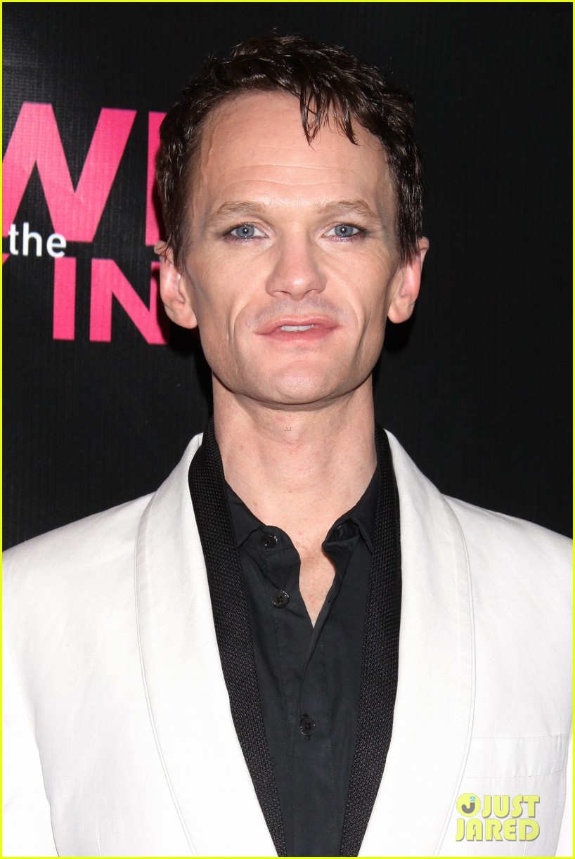 neil patrick harris opening night of hedwig and the angry inch opening 013097411
