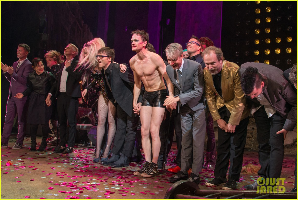 neil patrick harris opening night of hedwig and the angry inch opening 043097414