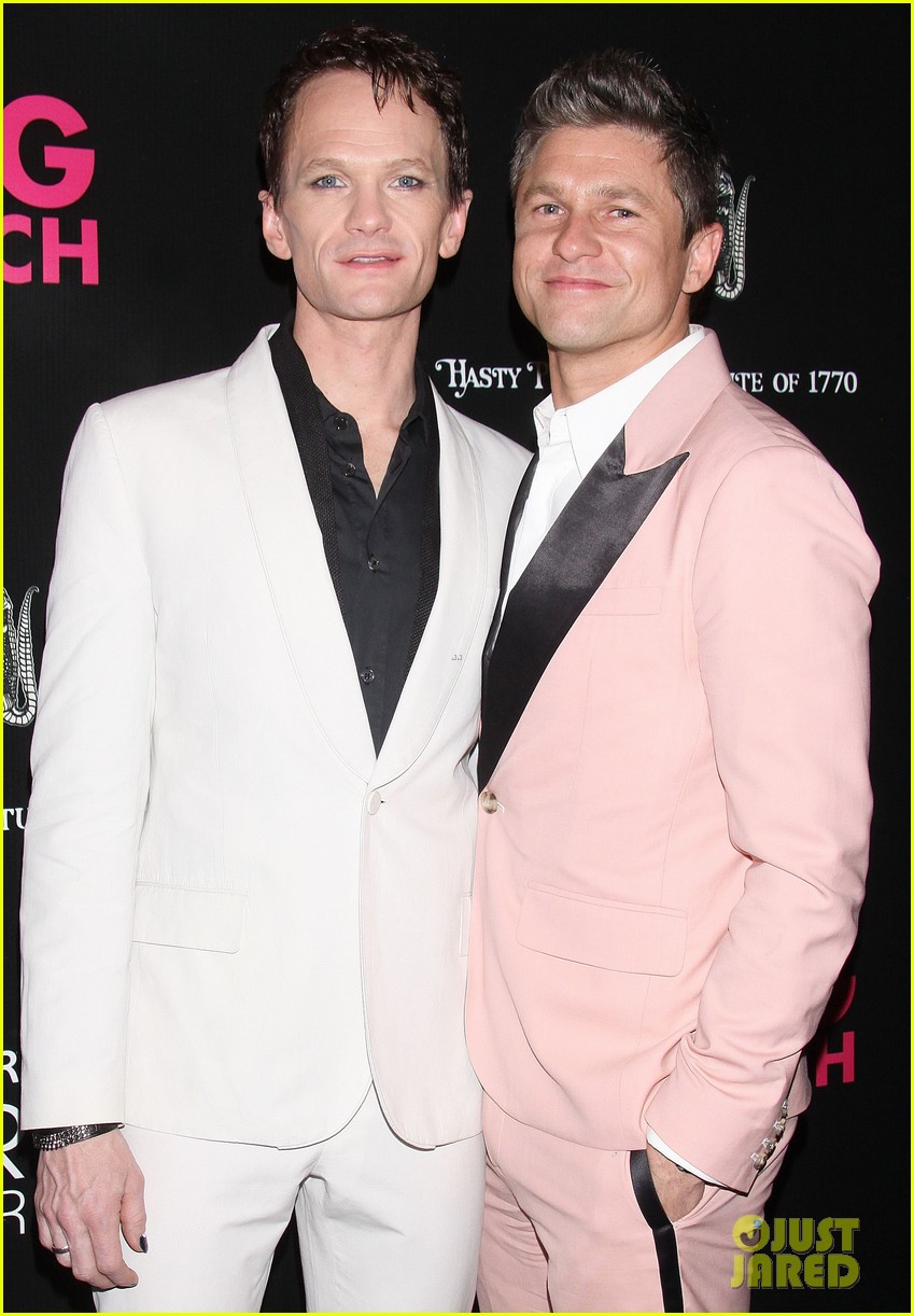 neil patrick harris opening night of hedwig and the angry inch opening 143097424
