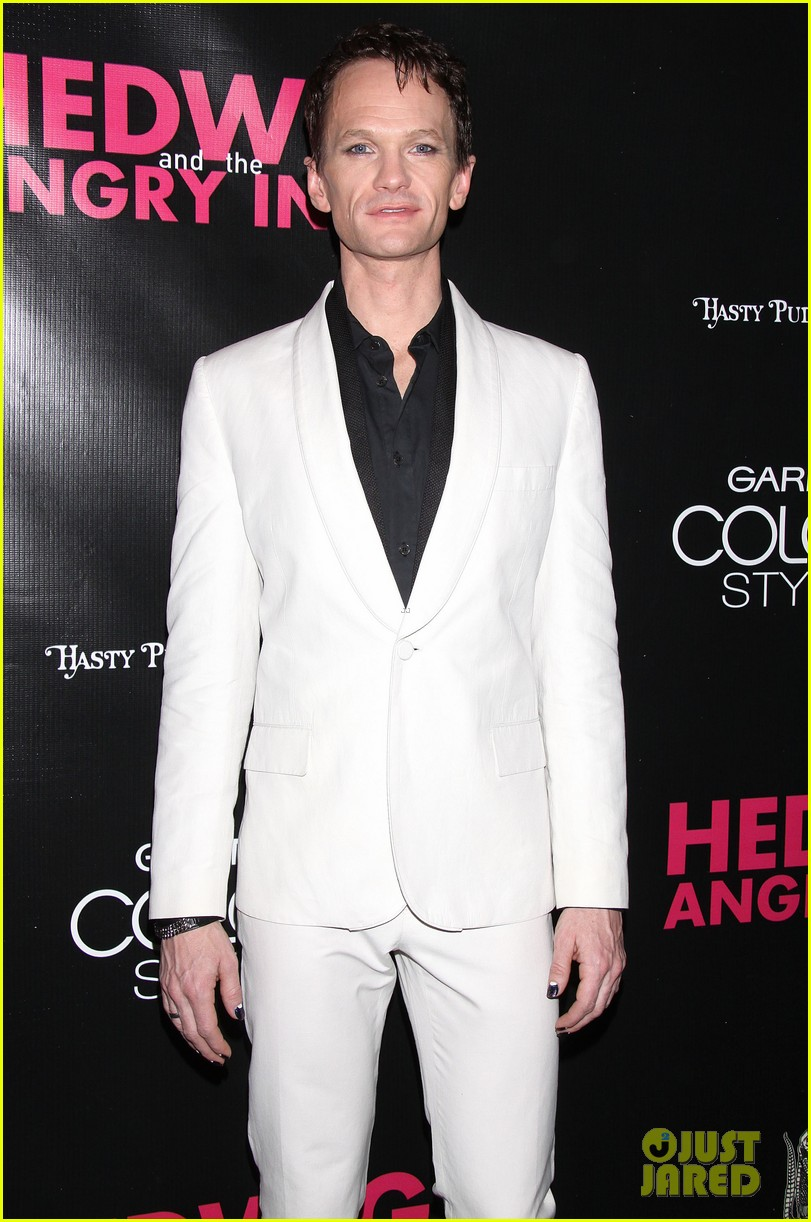neil patrick harris opening night of hedwig and the angry inch opening 163097426