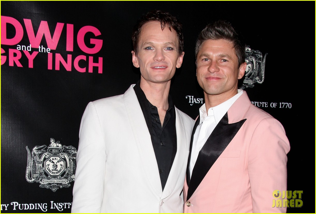 neil patrick harris opening night of hedwig and the angry inch opening 183097428