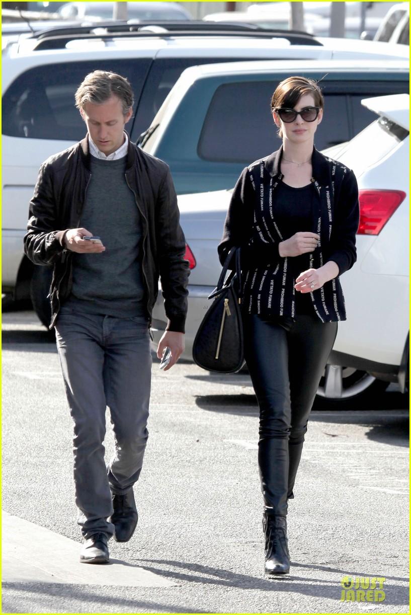 Anne Hathaway Spreads ...