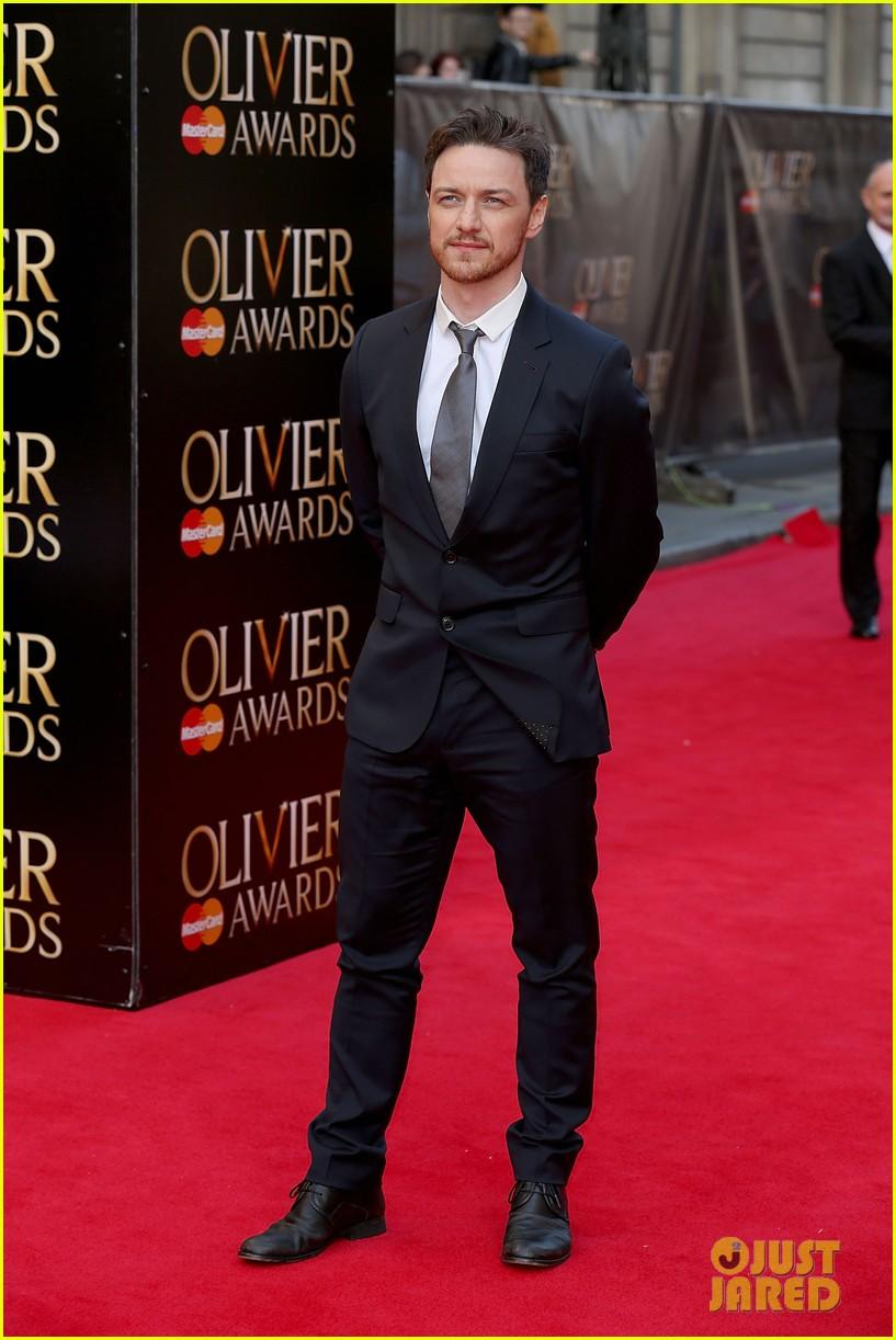 tom hiddleston james mcavoy olivier awards 2014 083090609