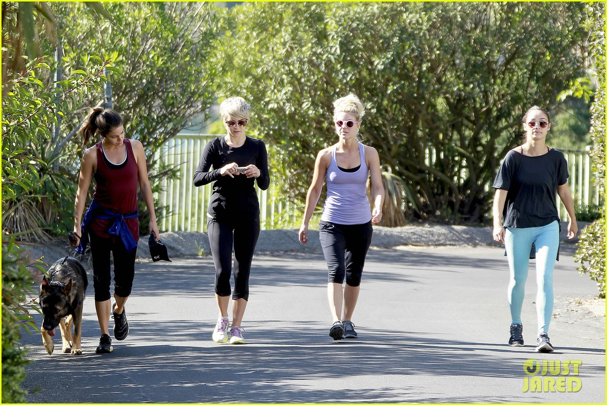 julianne hough nikki reed hiking with cara santana 223088184