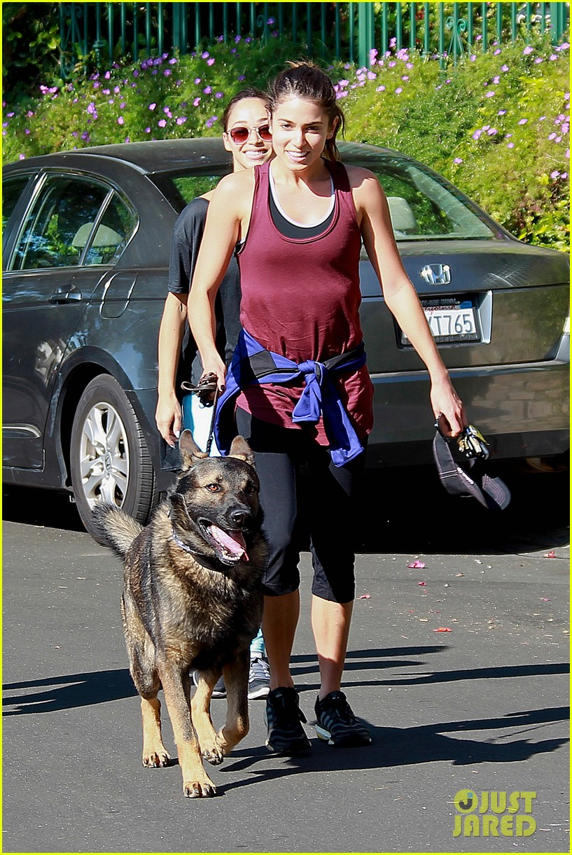 julianne hough nikki reed hiking with cara santana 233088185