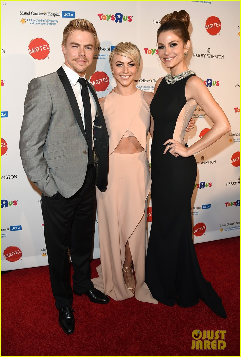 julianne hough nikki reed kaleidoscope ball 183088847