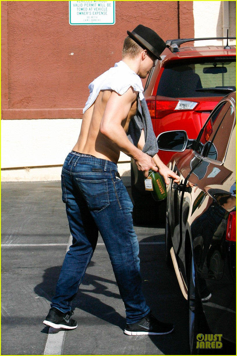 derek hough shirtless body reason why you should dance 183095142