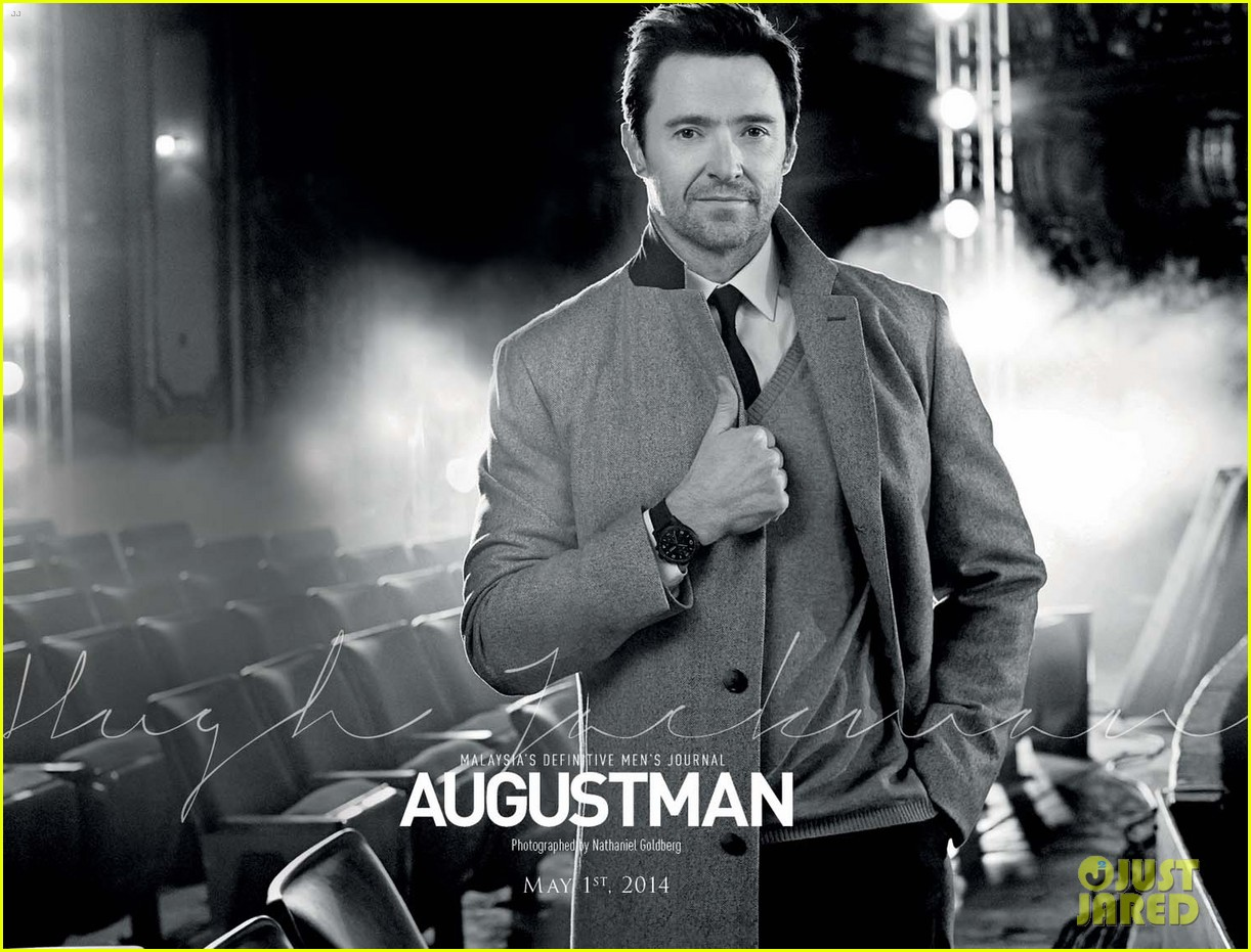 hugh jackman august man malaysia may 2014 053101467