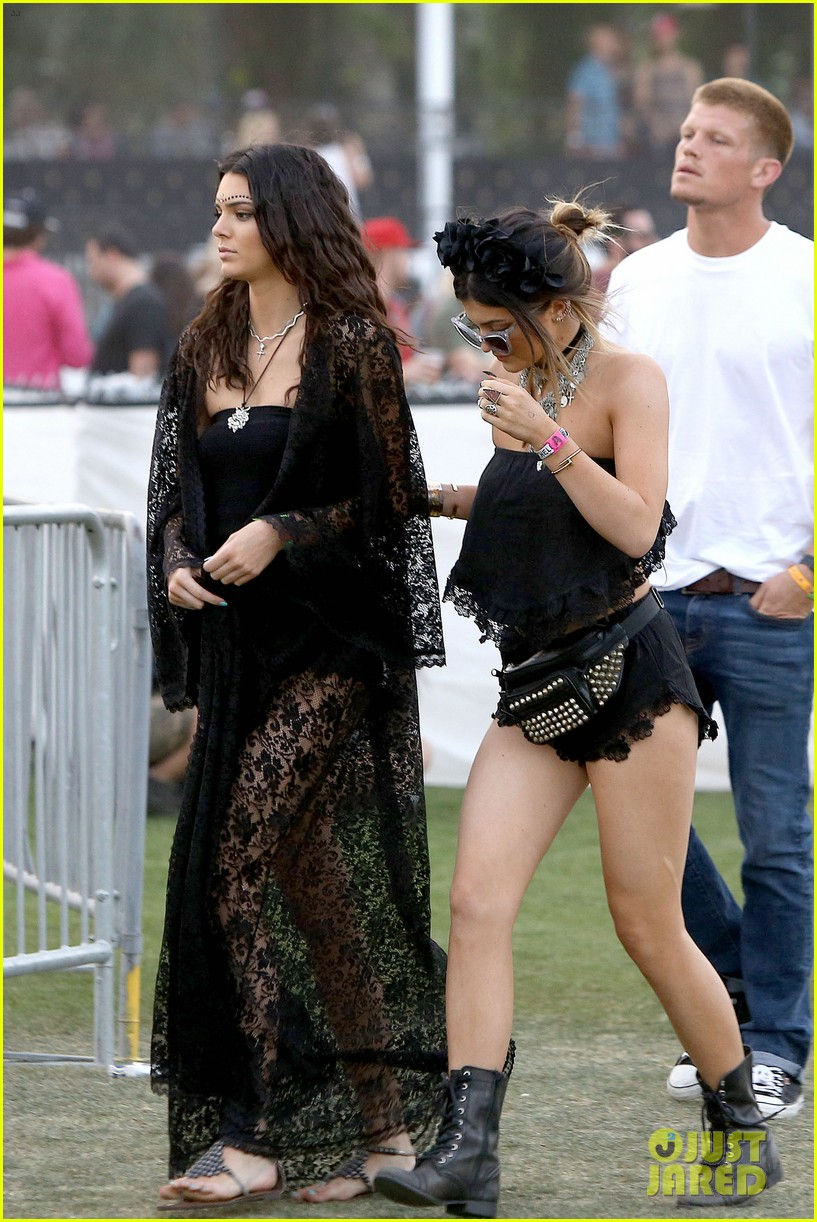 kendall kylie jenner went all out with coachella outfits 133090288
