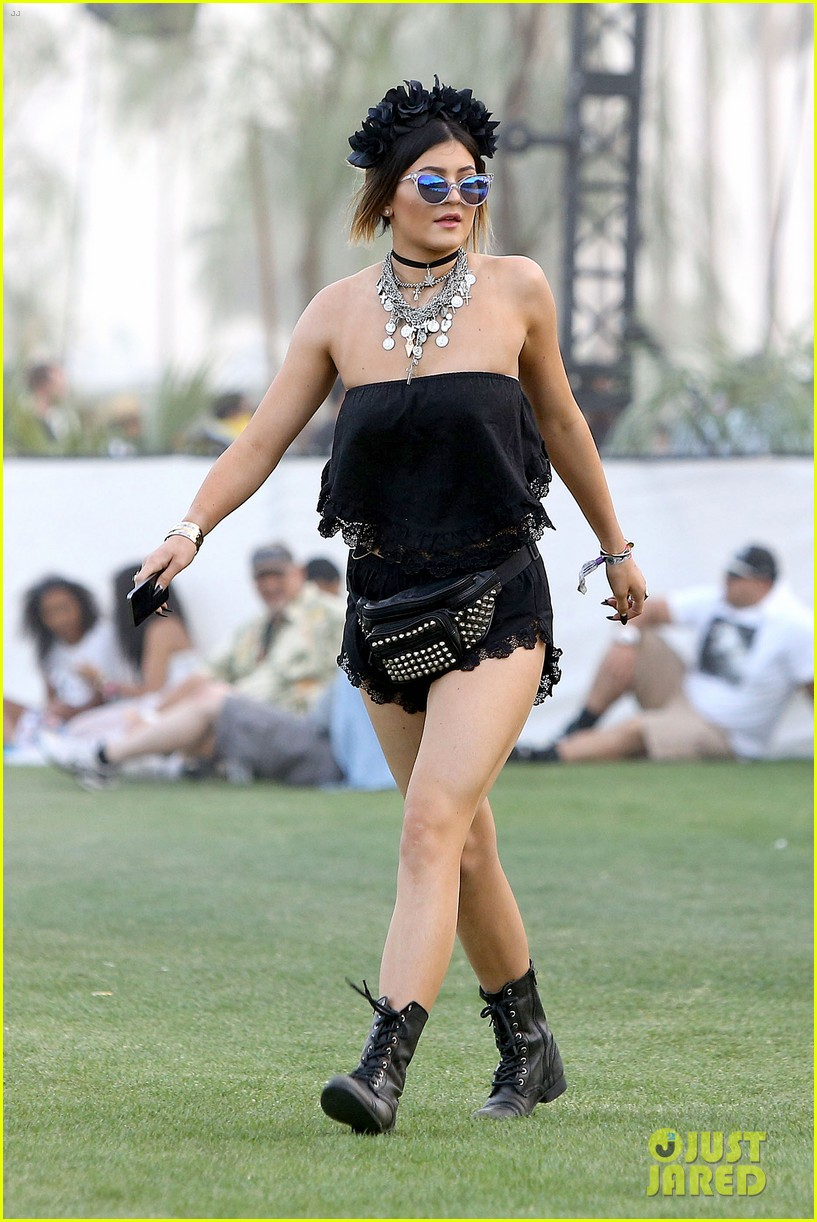 kendall kylie jenner went all out with coachella outfits 233090298