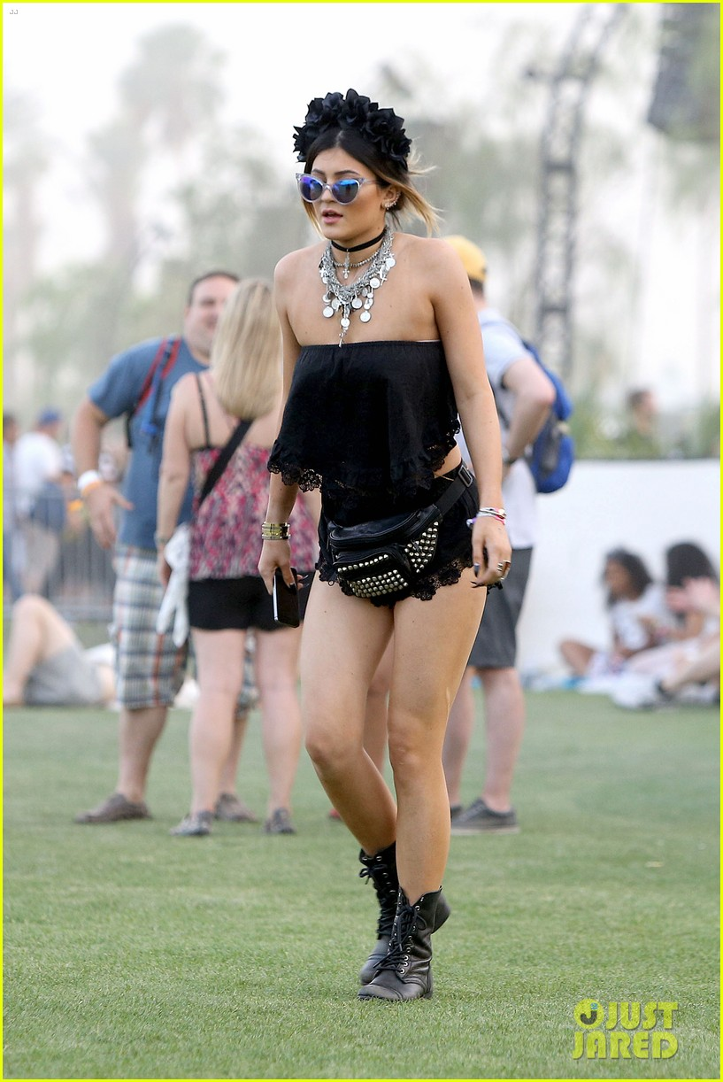 kendall kylie jenner went all out with coachella outfits 263090301
