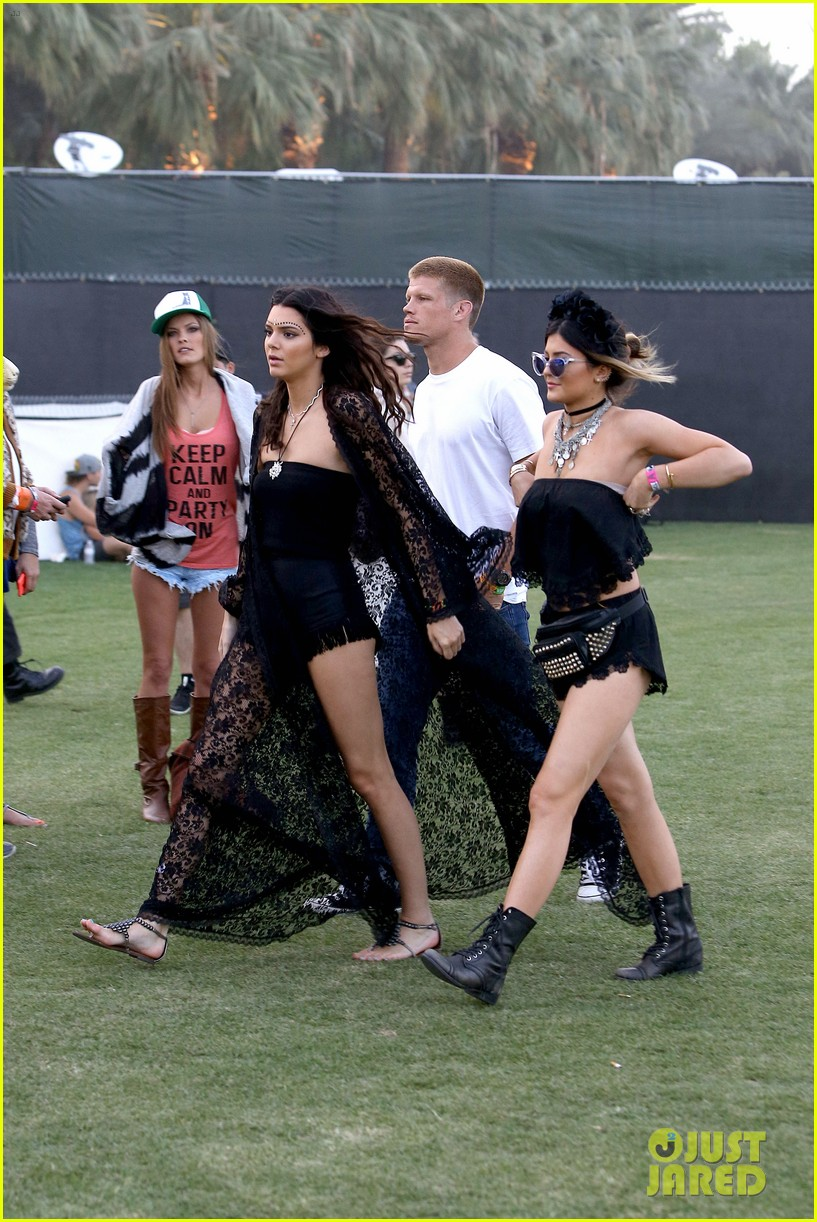 kendall kylie jenner went all out with coachella outfits 303090305