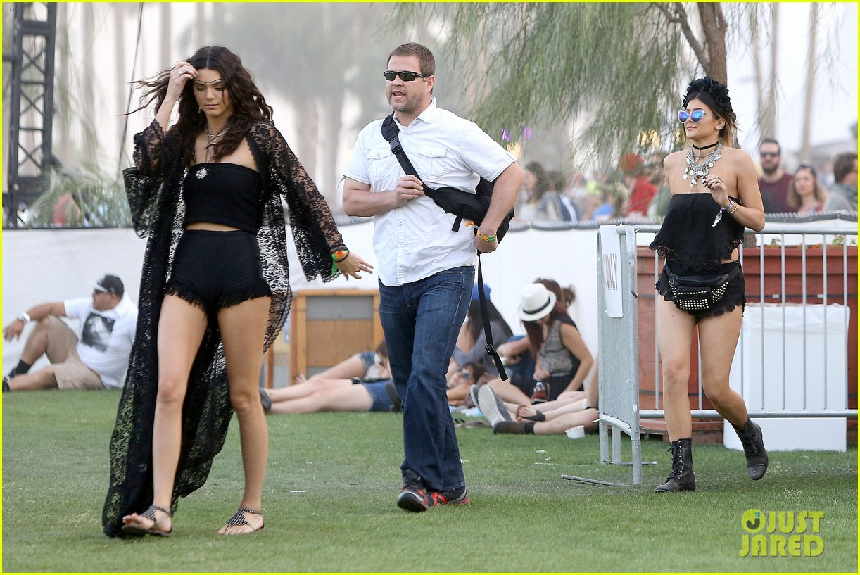 kendall kylie jenner went all out with coachella outfits 313090306