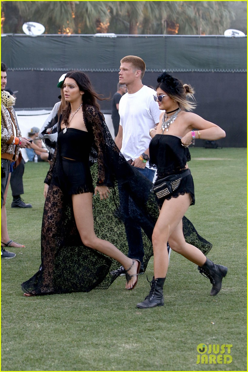 kendall kylie jenner went all out with coachella outfits 323090307