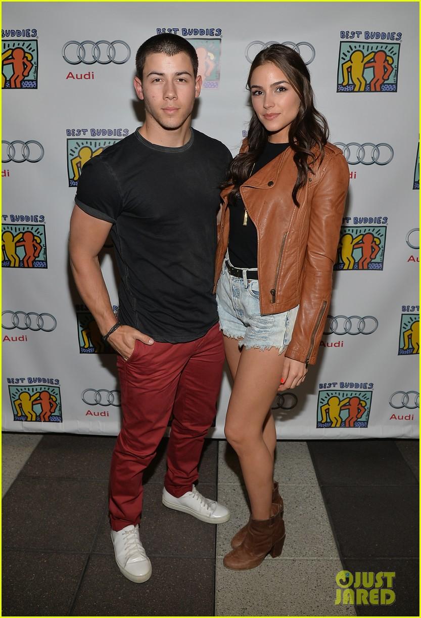Olivia and joe dating