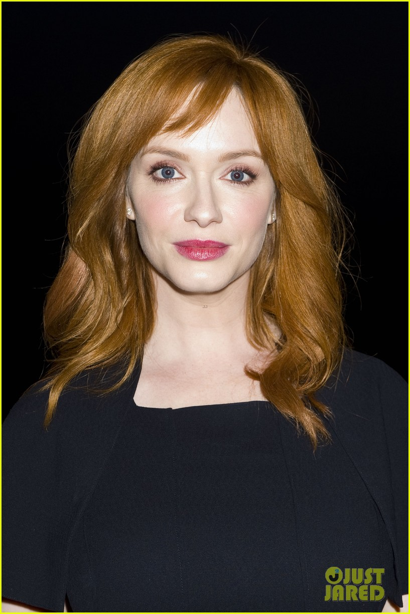 january jones christina hendricks ladies of mad men help launch jimmy choos choo 08 123093198