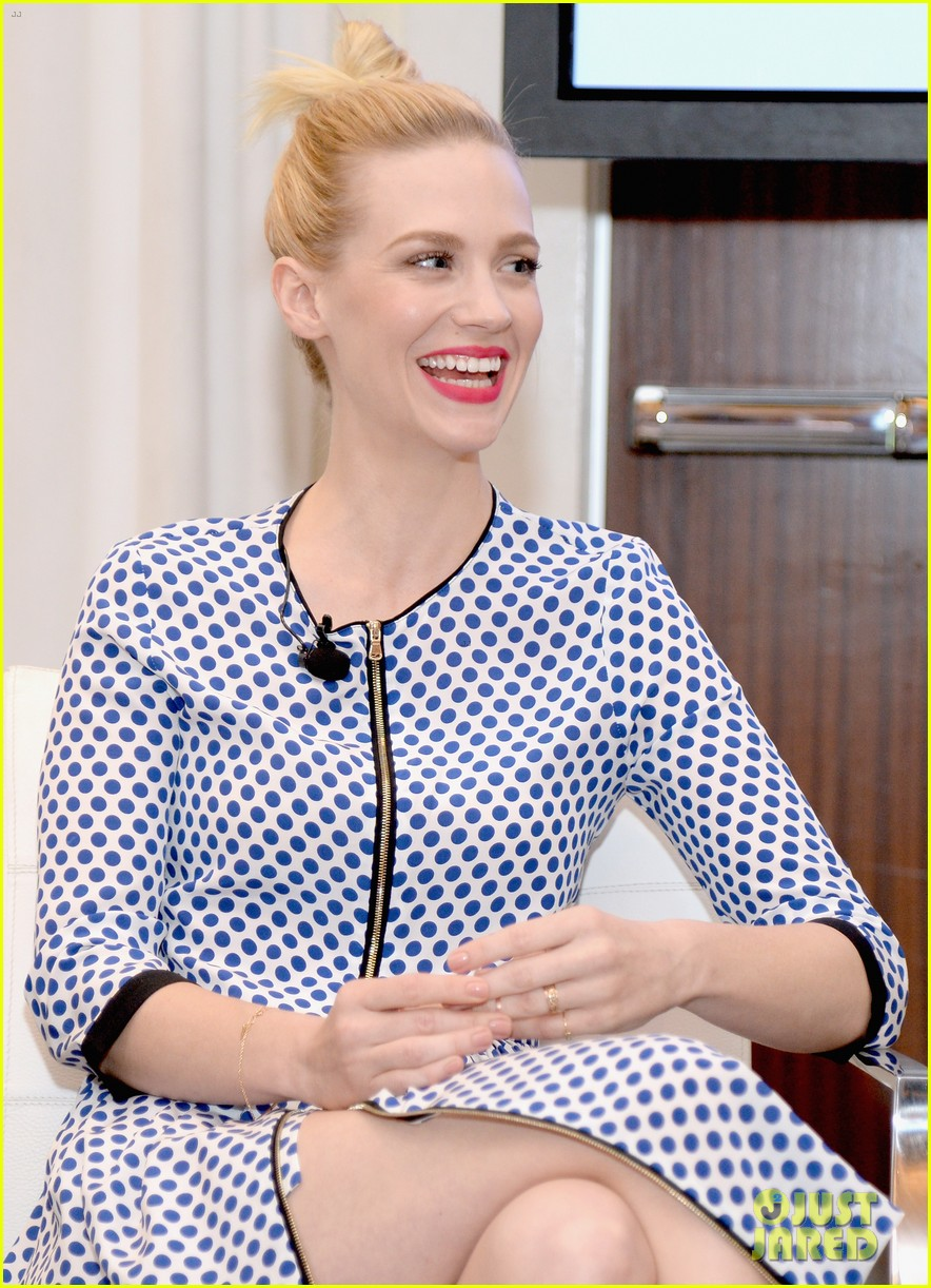 january jones nicole richie lucky fabb conference 043084718
